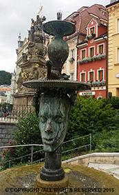 Crying Fountain