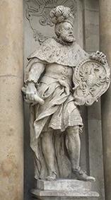 Jan Jindrich statue