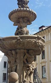 Kohl's Fountain