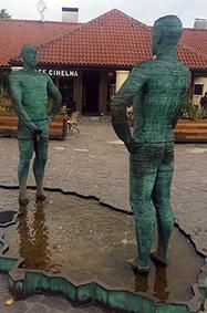 Piss Fountain