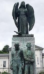Lusitania Peace Memorial