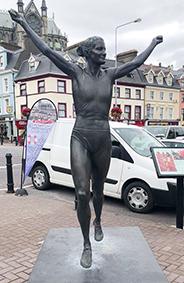 Sonia O'Sullivan statue