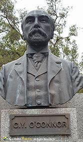 C.Y.O'Connor Bust
